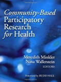 img - for Community-Based Participatory Research for Health: 1st (First) Edition book / textbook / text book