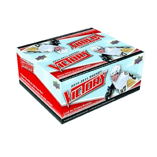 NHL 2010-11 Victory (Victory Hockey Cards)