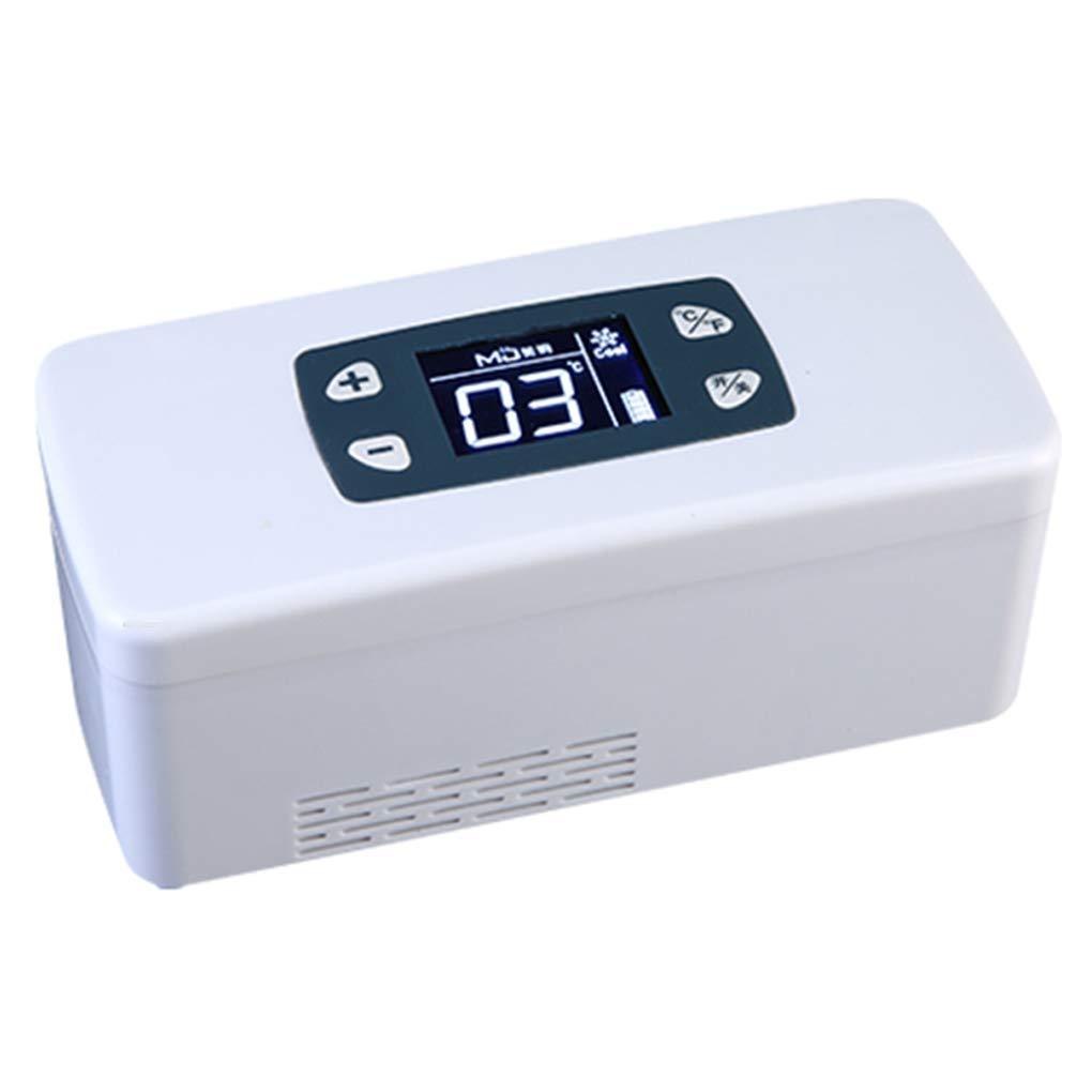 S-AIM Caja refrigerada de Mini insulina portátil, 2-8 ° C Nevera ...