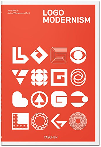 Logo Modernism (English, French and German - Icon Logo