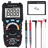 Bside ADM08PRO TRMS Digital Multimeter Auto-Ranging 6000 Counts Temperature Capacitance Frequency Non-contact AC Voltage Meter Tester