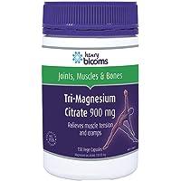 Henry Blooms 900 mg Tri-Magnesium Citrate 150 Vegetarian Capsules