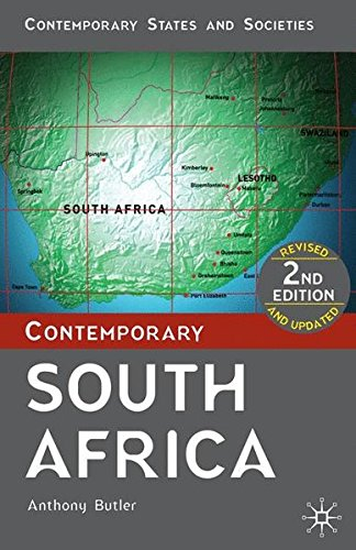 Contemporary South Africa (Contemporary States and Societies)