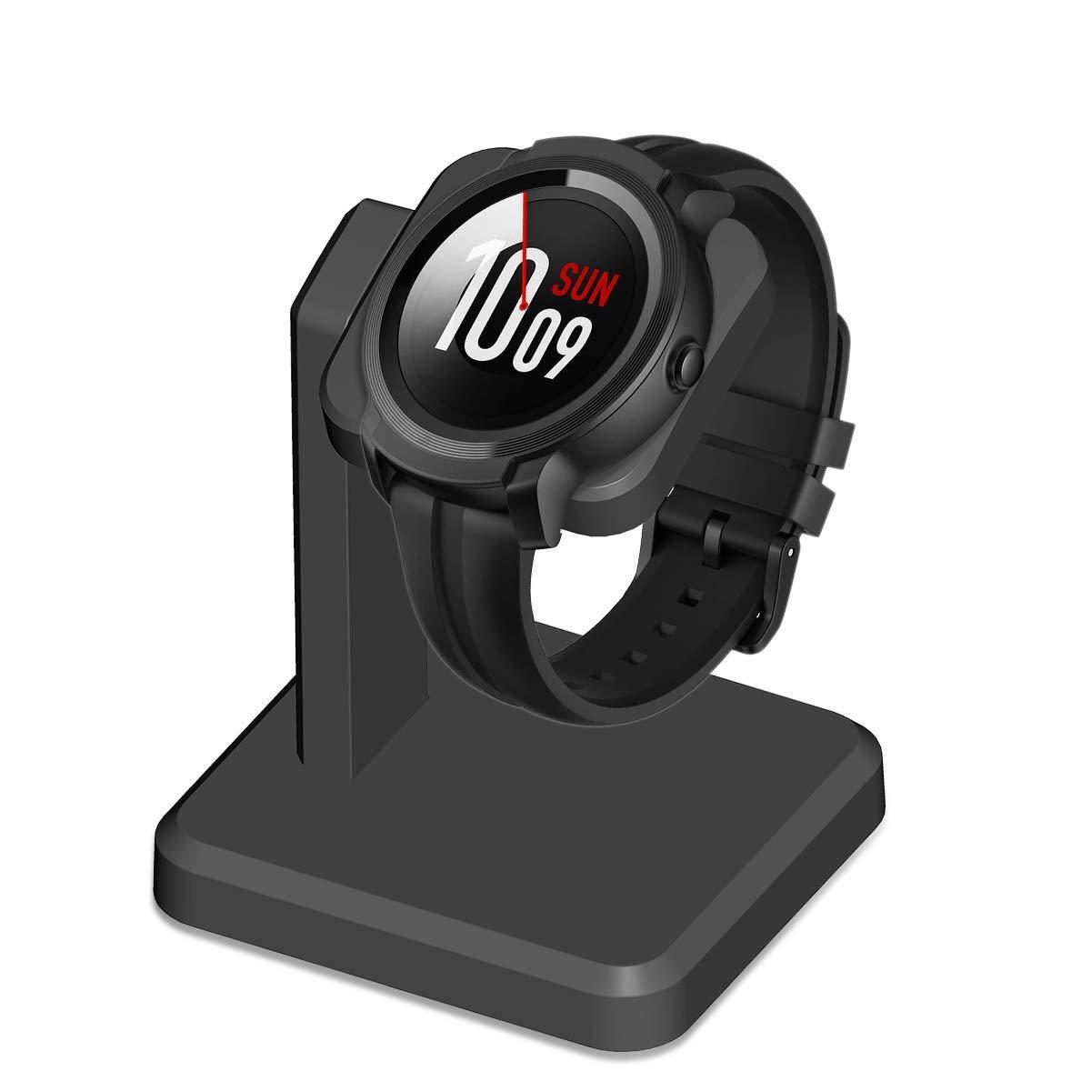 VICARA Compatible con Cargador Ticwatch S2 y E2, estación de Carga ...