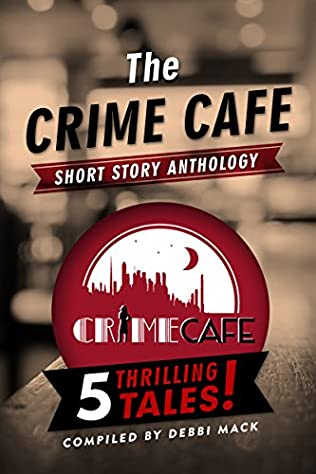 book cover of The Crime Cafe
