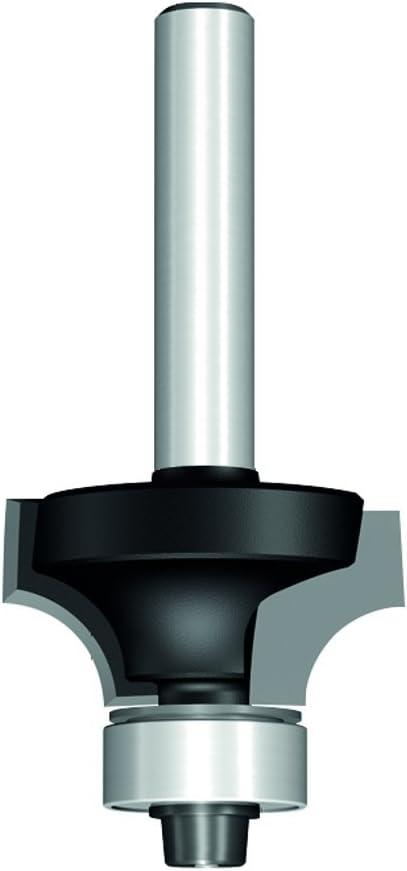 CMT 83804 Contratista Roundover & abalorios Bit, 2,54 cm Diámetro, (1/4 Radio, 1/4-inch Vástago: Amazon.es: Bricolaje y herramientas