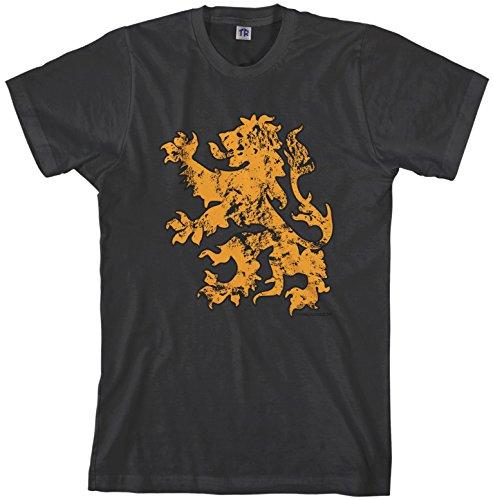 Jual Threadrock Men s Netherlands Dutch Lion T-Shirt - T-Shirts ... 7c8dfe745