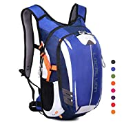 LOCALLION Cycling Backpack Outdoor Sports Hiking Camping Daypack Travel Waterproof Rucksack