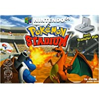 Pokemon - Stadium - Nintendo 64