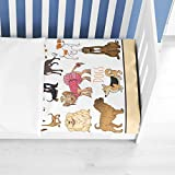 Adam Home Digital Print New Born Kids Cot Bed Duvet Cover Toddlers for Boys and Girls