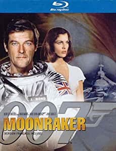 Moonraker [Blu-ray] (Bilingual)
