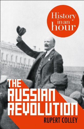 The Russian Revolution: History in an Hour cover