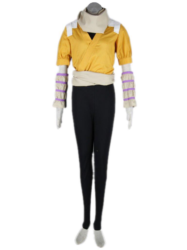Wsysnl Halloween Japanese Anime Cosplay Costume for Shihouin Yoruichi V3
