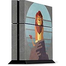 The Lion King PS4 Console Skin - Simba On Pride Rock | Disney X Skinit Skin