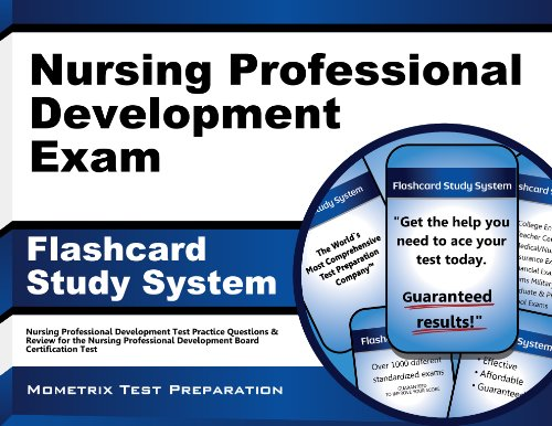 Nursing Professional Development Exam Flashcard Study System: Nursing Professional Development Test Practice Questions & Review for the Nursing Professional Development Board Certification Test