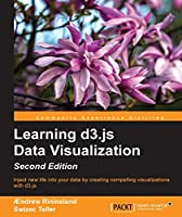 Learning d3.js Data Visualization, 2nd Edition Front Cover