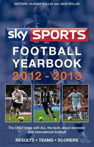 Sky Sports Football Yearbook 2012-2013