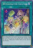 Yu-Gi-Oh! - Witchcrafter Creation - INCH-EN020 - Secret Rare - 1st Edition - Infinity Chasers