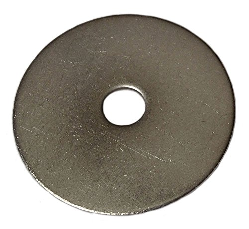 Type 18-8 Stainless Steel Fender Washers Size 1/2