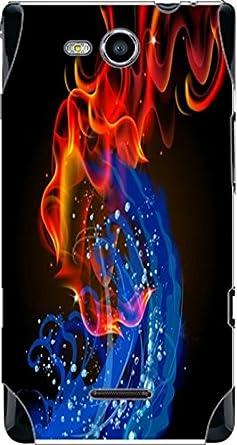 Sticker Skin Print Fire Water Vape Bright Colored Smoke Swirls LG Lucid  Vinyl Decal Sticker Skin