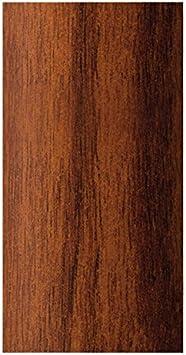FLAT SELF-ADHESIVE WOOD EFFECT ALUMINIUM DOOR FLOOR EDGING BAR STRIP TRIM THRESHOLD/930 x 30mm A02 LIGHT OAK