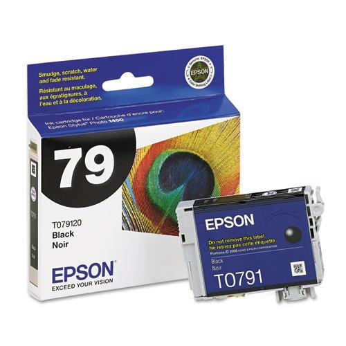 EPST079120 - Epson 79 High-Capacity Black Ink (79 High Capacity Black Ink)