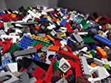 Lego 400 Medium to Large Random Pieces of New, and Good Clean Used Bricks and Parts Bulk Lot - The Poke-Collectible Market
