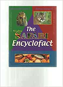 The Safari Encyclofact [Paperback]: 9781586530594: Amazon