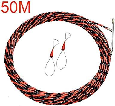 3mm 8 Sizes Electrician Cable Puller Conduit Wire Puller Electrical Fish Cable