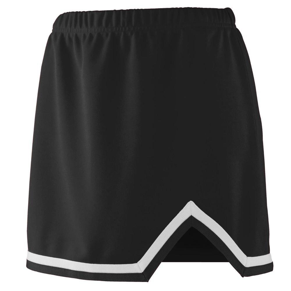 Augusta Sportswear Girls' Energy Skirt L Black/White by Augusta Sportswear