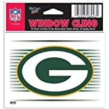 green bay car window decal - Green Bay Packers NFL 3x3 Static Window Cling Decal