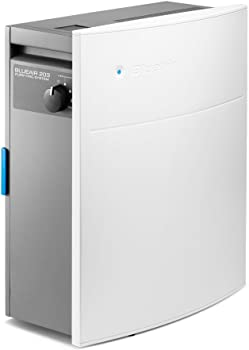 Blueair Classic 203 Slim HepaSilent Air-Purification System