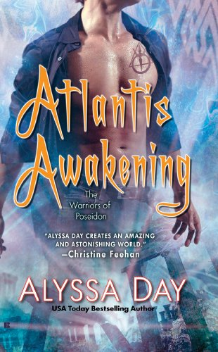 Atlantis Awakening (Warriors of Poseidon, Book 2) by [Day, Alyssa]