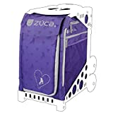 ZUCA Skates and Bows Ice Dreamz Sport Insert Bag (Frames Sold Separately)