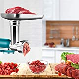 Metal Food Grinder Attachments Compatible with