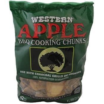 Amazon.com : Weber 17005 Apple Wood Chunks, 5-Pound : Smoker Chips ...