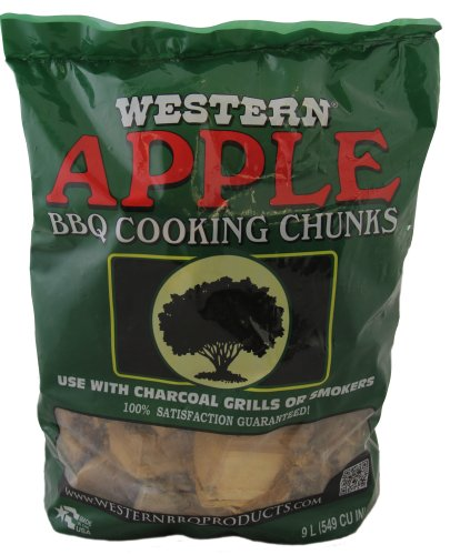 western apple bbq cooking chunks - 1