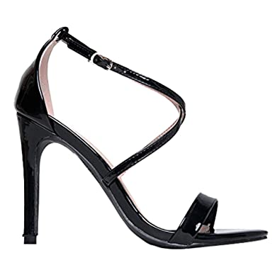 4e222858d Strappy High Heel Sandal