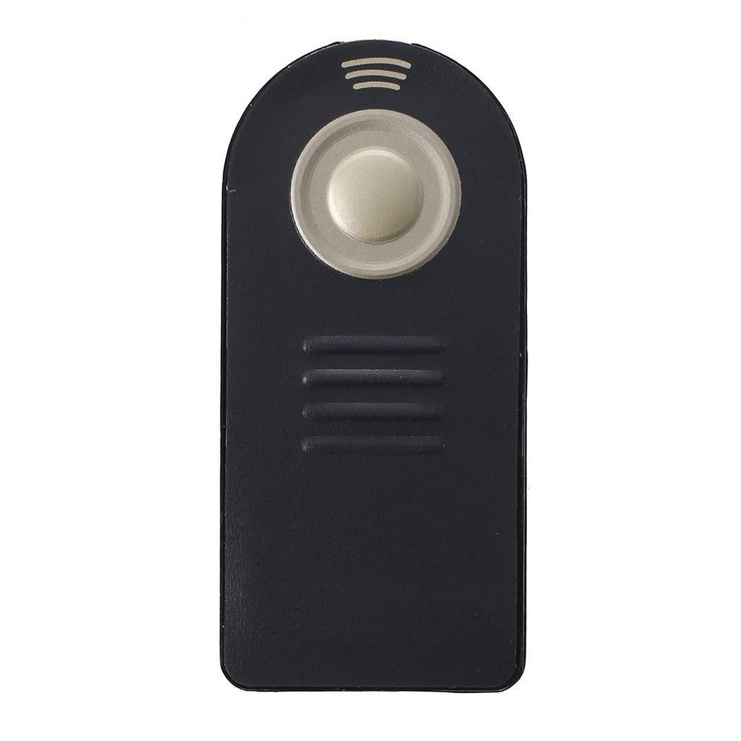 Control Remoto del Obturador IR Disparador inalambrico por Infrarrojos para DSLR Camara para Nikon ML-L3 D7100 D7000 D90 D3300 D3200 1 V3 V2