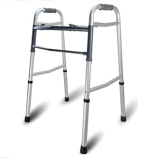 WALK Andador plegable para adultos mayores - Andador para adultos ...