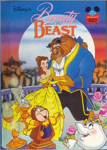 Beauty And The Beast Disney S Wonderful World Of Reading Walt