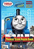 Thomas' Giant Puzzle Book (Thomas and Friends), Wilbert V. Awdry, 0307976904