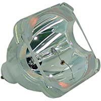 Original Philips Replacement TV Lamp for Mitsubishi 915P049010/915P049A10 (Bulb Only)