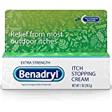 Product review for Benadryl Extra Strength Anti Itch Cream 1 Oz Tube