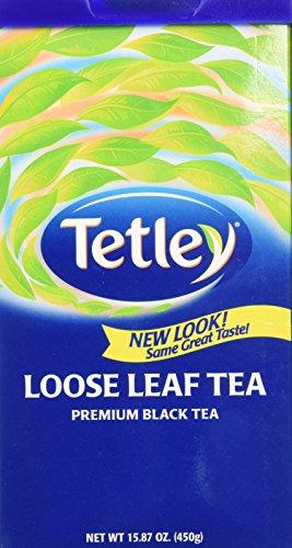 Tetley Premium Loose Leaf Tea, 15.87 Ounce (Tetley Leaf Tea Loose)