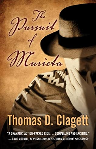 book cover of The Pursuit of Murieta
