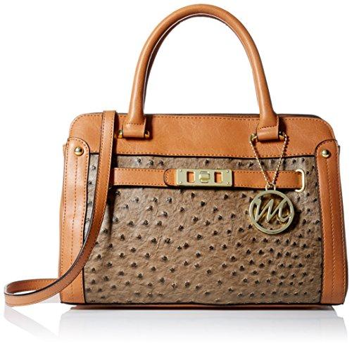 emilie-m-karen-satchel-shoulder-bag-mink-ostrich-cognac-one-size