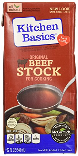 Kitchen Basics Beef Stock, 32 Fl Oz