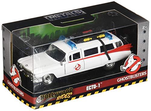 JADA 1: 32 W/B - Metals - Hollywood Rides - Ghostbusters Ecto-1