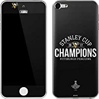 NHL Pittsburgh Penguins iPod Touch (6th Gen, 2015) Skin - Stanley Cup Champions Pittsburgh Penguins Vinyl Decal Skin For Your iPod Touch (6th Gen, 2015)